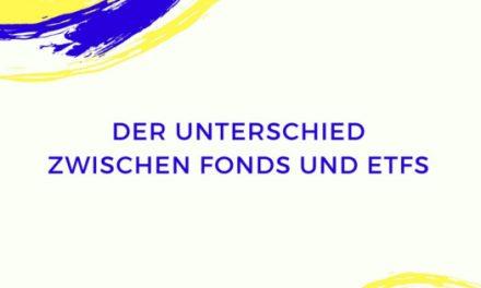 Der Unterschied zwischen Fonds und ETFs